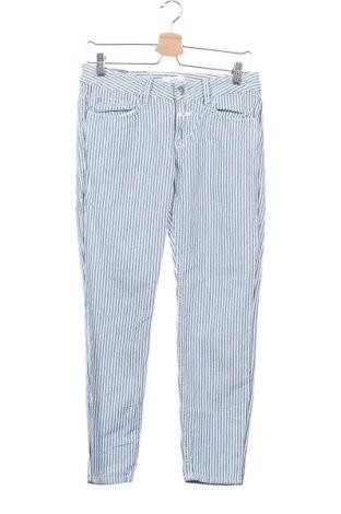 Дамски панталон Closed, Размер S, Цвят Син, 81% памук, 19% лен, Цена 28,67лв.