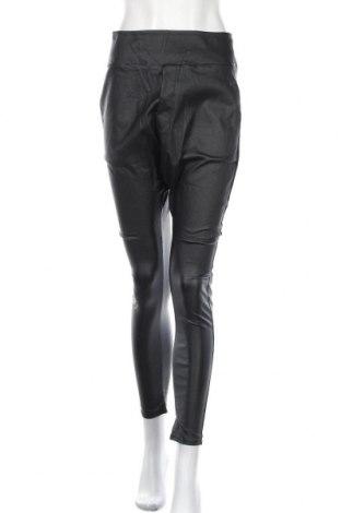 Дамски панталон Decjuba, Размер M, Цвят Черен, 65% вискоза, 30% полиамид, 5% еластан, Цена 27,41лв.