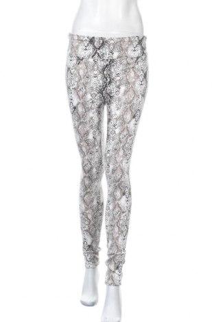 Дамски панталон Decjuba, Размер M, Цвят Многоцветен, 80% памук, 17% полиестер, 3% еластан, Цена 10,24лв.