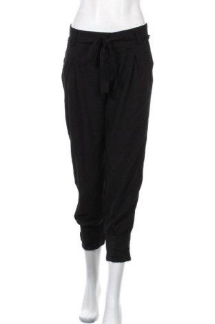 Γυναικείο παντελόνι Dotti, Μέγεθος L, Χρώμα Μαύρο, 80% βαμβάκι, 20% πολυεστέρας, Τιμή 10,91€