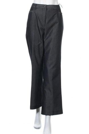 Дамски панталон Fabiani, Размер M, Цвят Черен, 65% памук, 35% полиестер, Цена 9,45лв.