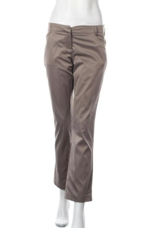Дамски панталон Forcast, Размер M, Цвят Кафяв, Полиестер, Цена 12,08лв.