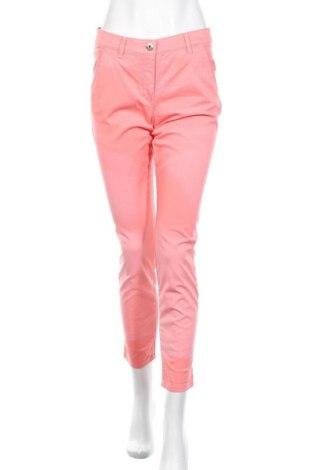 Дамски панталон G.W., Размер S, Цвят Розов, 97% памук, 3% еластан, Цена 6,62лв.