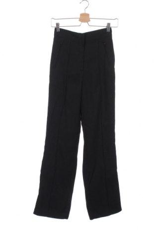 Дамски панталон Glassons, Размер XS, Цвят Черен, 97% полиестер, 3% еластан, Цена 16,17лв.