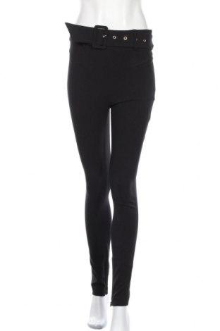 Γυναικείο παντελόνι Guess, Μέγεθος S, Χρώμα Μαύρο, 65% πολυεστέρας, 31% βισκόζη, 4% ελαστάνη, Τιμή 25,34€
