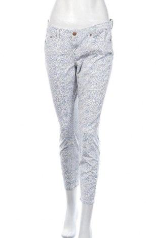 Дамски панталон H&M L.O.G.G., Размер M, Цвят Син, 97% памук, 3% еластан, Цена 15,12лв.