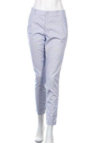 Дамски панталон H&M L.O.G.G., Размер M, Цвят Син, 98% памук, 2% еластан, Цена 15,12лв.