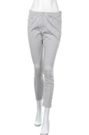 Γυναικείο παντελόνι H&M L.O.G.G., Μέγεθος M, Χρώμα Γκρί, 97% βαμβάκι, 3% ελαστάνη, Τιμή 11,21€