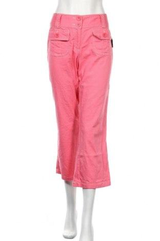 Дамски панталон INC International Concepts, Размер M, Цвят Розов, 97% памук, 3% еластан, Цена 51,75лв.