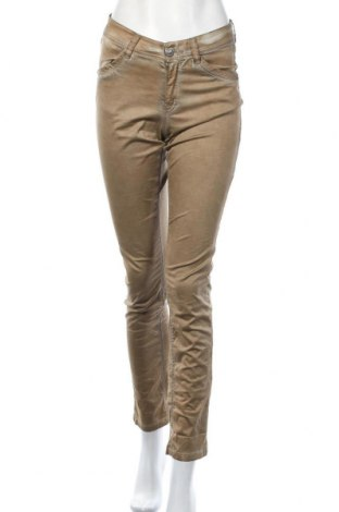 Γυναικείο παντελόνι Jacky-O, Μέγεθος S, Χρώμα Καφέ, 98% βαμβάκι, 2% ελαστάνη, Τιμή 5,68€
