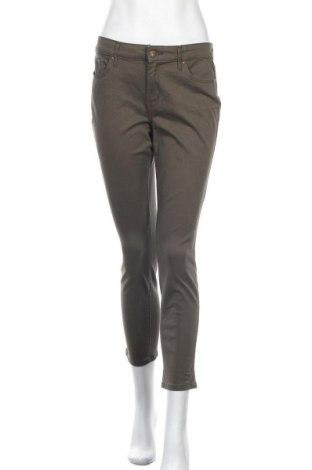 Дамски панталон Jessica Simpson, Размер S, Цвят Зелен, 98% памук, 2% еластан, Цена 18,43лв.