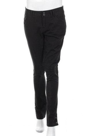 Γυναικείο παντελόνι Kenvelo, Μέγεθος M, Χρώμα Μαύρο, Βαμβάκι, Τιμή 10,69€