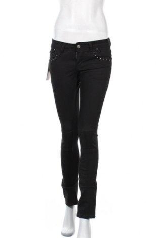 Γυναικείο παντελόνι Kenvelo, Μέγεθος XS, Χρώμα Μαύρο, 98% βαμβάκι, 2% ελαστάνη, Τιμή 8,18€