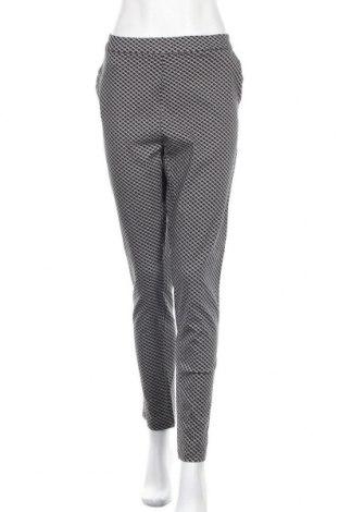 Γυναικείο παντελόνι Laura Torelli, Μέγεθος L, Χρώμα Μαύρο, 74% βισκόζη, 23% πολυαμίδη, 3% ελαστάνη, Τιμή 6,37€