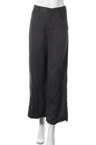Γυναικείο παντελόνι Massimo Dutti, Μέγεθος S, Χρώμα Γκρί, 82% βισκόζη, 18% λινό, Τιμή 21,34€