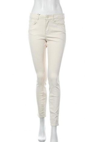 Γυναικείο παντελόνι Massimo Dutti, Μέγεθος S, Χρώμα  Μπέζ, 98% βαμβάκι, 2% ελαστάνη, Τιμή 15,67€
