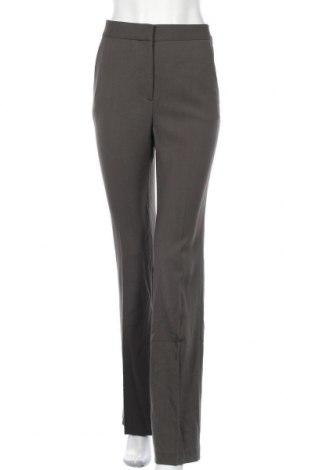 Dámské kalhoty  Massimo Dutti, Velikost S, Barva Šedá, 53% viskóza, 47% vlna, Cena  504,00Kč