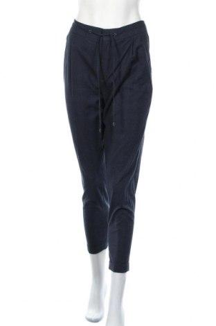 Γυναικείο παντελόνι Massimo Dutti, Μέγεθος S, Χρώμα Μπλέ, 97% βαμβάκι, 2% πολυαμίδη, 1% ελαστάνη, Τιμή 24,16€