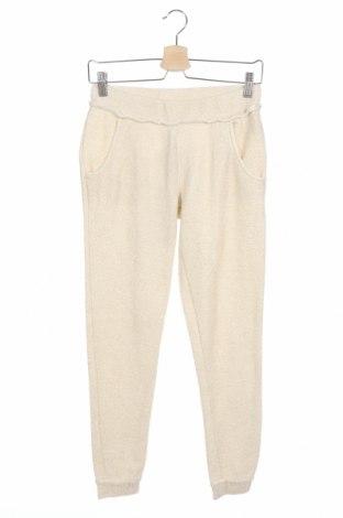 Дамски панталон Met, Размер XS, Цвят Екрю, Памук, Цена 52,82лв.