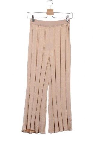 Γυναικείο παντελόνι Mink, Μέγεθος XXS, Χρώμα  Μπέζ, Τιμή 12,34€