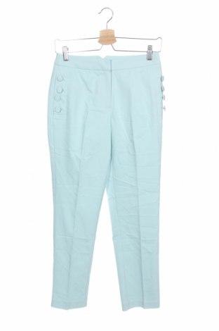Dámské kalhoty  Orsay, Velikost XS, Barva Zelená, 54% bavlna, 43% polyester, 3% elastan, Cena  576,00Kč