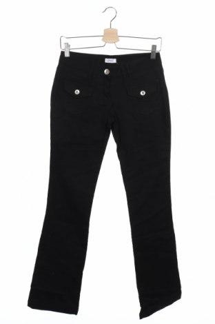 Дамски панталон Pimkie, Размер S, Цвят Черен, 98% памук, 2% еластан, Цена 4,26лв.