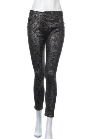 Дамски панталон Place du Jour, Размер M, Цвят Черен, 97% памук, 3% еластан, Цена 8,46лв.