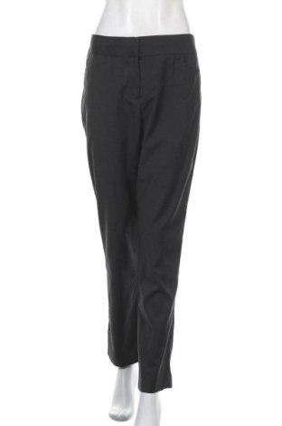 Дамски панталон Portmans, Размер M, Цвят Черен, 79% полиестер, 19% вискоза, 2% еластан, Цена 7,35лв.