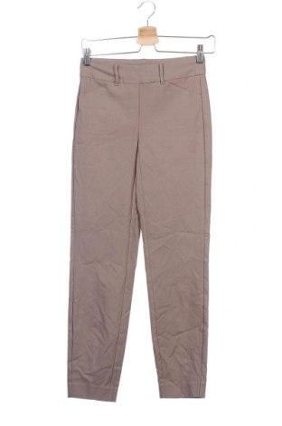 Дамски панталон Reitmans, Размер XS, Цвят Бежов, 72% вискоза, 24% полиамид, 4% еластан, Цена 19,32лв.