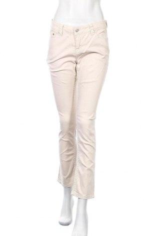 Дамски панталон Rick Cardona, Размер S, Цвят Бежов, Цена 9,92лв.