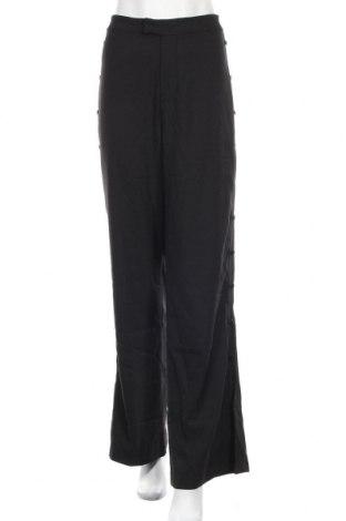 Дамски панталон Shinestar, Размер L, Цвят Черен, 96% полиестер, 4% еластан, Цена 16,38лв.