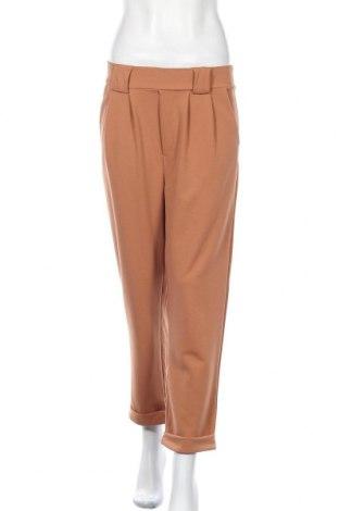 Дамски панталон Soho, Размер M, Цвят Кафяв, 95% полиестер, 5% еластан, Цена 22,05лв.