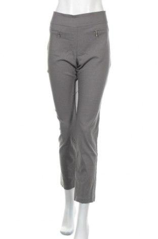 Дамски панталон Soho, Размер L, Цвят Сив, 76% вискоза, 21% полиамид, 3% еластан, Цена 15,75лв.