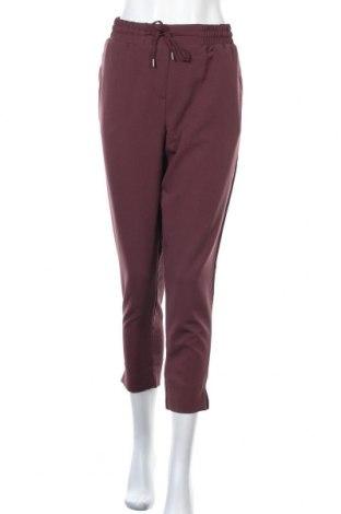 Γυναικείο παντελόνι Soya Concept, Μέγεθος L, Χρώμα Κόκκινο, 97% πολυεστέρας, 3% ελαστάνη, Τιμή 27,28€