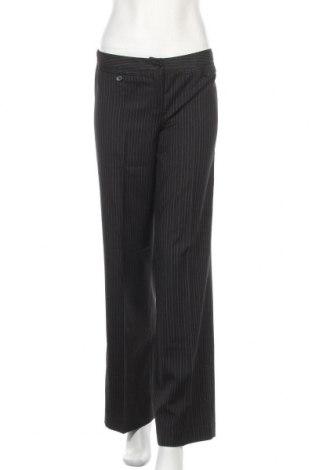 Дамски панталон St-Martins, Размер M, Цвят Черен, 60% полиестер, 30% вискоза, 10% вълна, Цена 7,80лв.
