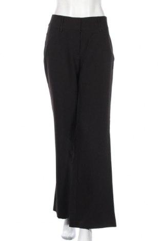Γυναικείο παντελόνι Suzy Shier, Μέγεθος M, Χρώμα Μαύρο, 90% πολυεστέρας, 10% ελαστάνη, Τιμή 5,91€