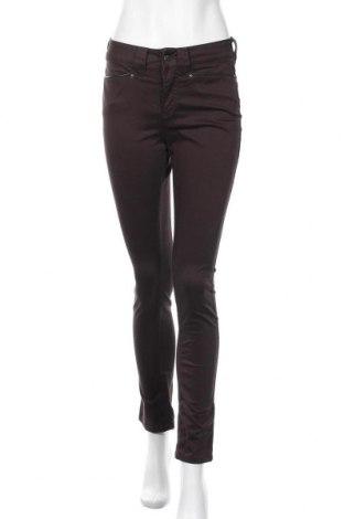 Γυναικείο παντελόνι TCM, Μέγεθος M, Χρώμα Καφέ, 98% βαμβάκι, 2% ελαστάνη, Τιμή 10,13€