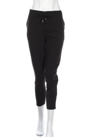 Γυναικείο παντελόνι Teddy Smith, Μέγεθος S, Χρώμα Μαύρο, 63% πολυεστέρας, 32% βισκόζη, 5% ελαστάνη, Τιμή 14,25€