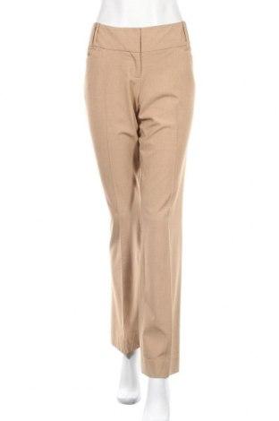 Дамски панталон The Limited, Размер M, Цвят Кафяв, 67% полиестер, 29% вискоза, 4% еластан, Цена 11,34лв.