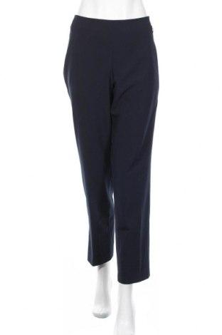 Дамски панталон The Limited, Размер M, Цвят Син, 67% полиестер, 29% вискоза, 4% еластан, Цена 13,23лв.
