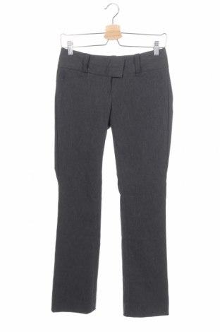 Дамски панталон The Limited, Размер XS, Цвят Сив, 54% полиестер, 22% вискоза, 21% полиамид, 3% еластан, Цена 17,64лв.