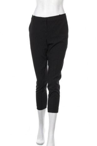 Дамски панталон Trouve, Размер M, Цвят Черен, 90% полиестер, 10% еластан, Цена 25,20лв.