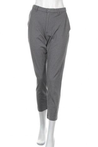 Дамски панталон Uniqlo, Размер L, Цвят Сив, Цена 7,35лв.