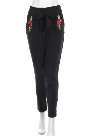 Дамски панталон Urban Heritage, Размер XS, Цвят Черен, 95% полиестер, 5% еластан, Цена 20,48лв.