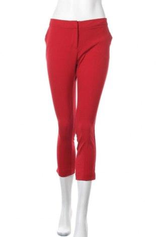 Γυναικείο παντελόνι Worthington, Μέγεθος M, Χρώμα Κόκκινο, 65% πολυεστέρας, 31% βισκόζη, 4% ελαστάνη, Τιμή 5,23€