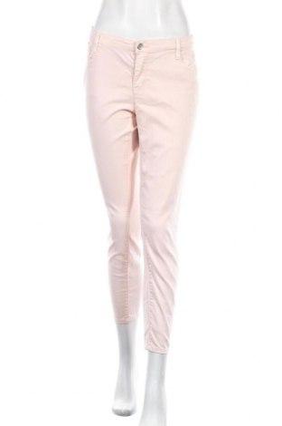 Дамски панталон Yessica, Размер L, Цвят Розов, 64% памук, 33% полиестер, 3% еластан, Цена 11,76лв.