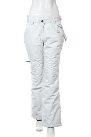 Дамски панталон за зимни спортове, Размер S, Цвят Бял, 100% полиестер, Цена 53,41лв.
