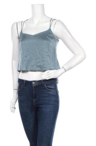 Γυναικείο αμάνικο μπλουζάκι Aeropostale, Μέγεθος XS, Χρώμα Πράσινο, Πολυεστέρας, Τιμή 11,04€
