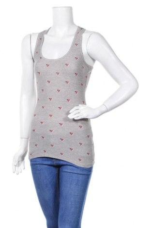 Γυναικείο αμάνικο μπλουζάκι Ardene, Μέγεθος S, Χρώμα Γκρί, 92% πολυεστέρας, 8% ελαστάνη, Τιμή 3,41€