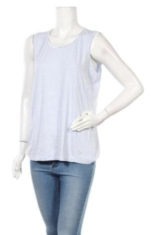 Γυναικείο αμάνικο μπλουζάκι Bonita, Μέγεθος XL, Χρώμα Μπλέ, 95% βισκόζη, 5% ελαστάνη, Τιμή 9,87€